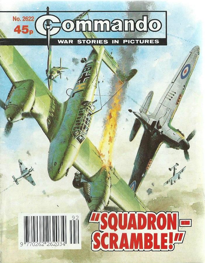 2622 Squadron Scramble